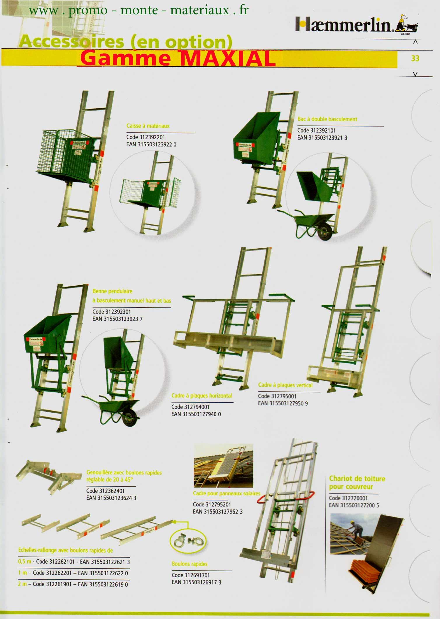 bonjour et bienvenue sur la page 2 des monte mat riaux haemmerlin et monte charges lectrique. Black Bedroom Furniture Sets. Home Design Ideas